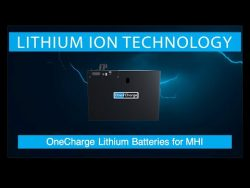 Li-ion Batteries Benefits for Material Handling Equipment Explained in 2 min. Video