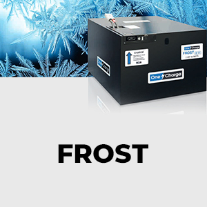 OneCharge Launches FROST Series Li-ion Batteries