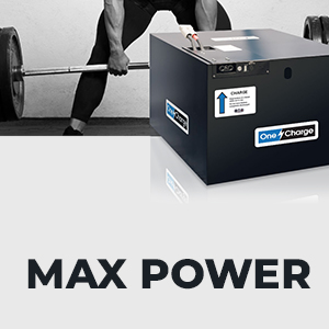 Introducing POWER series Li-ion batteries for heavy applications
