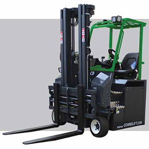 OneCharge CUSTOM Series Lithium Batteries Power Over 50 Combilift and Aisle Master Models