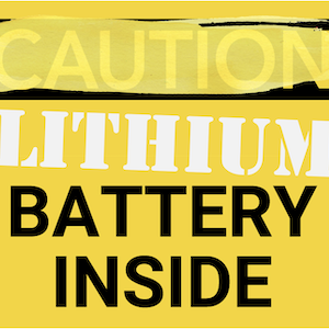 Lithium batteries get the top score based on OSHA's safety ranking. Lead-acid batteries are not as safe… But is that a surprise?